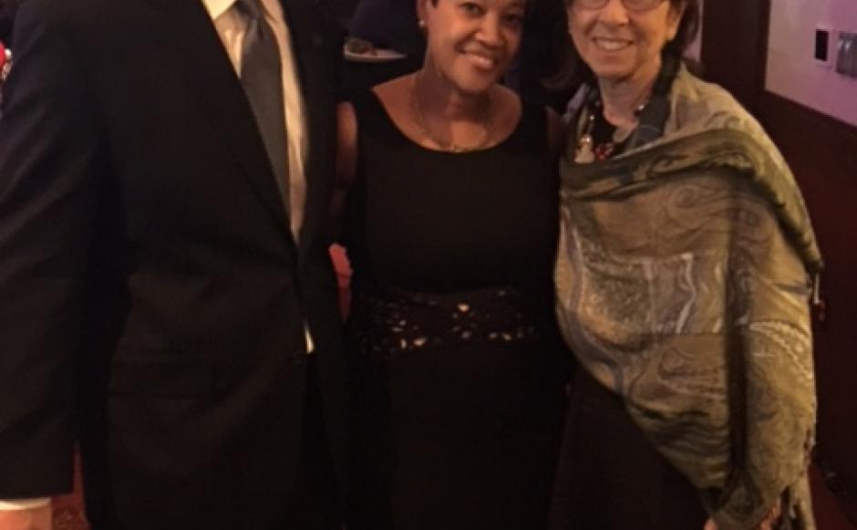 QCWBA at the 2016 MBBA Gala – honoring Hon. Marguerite Grays